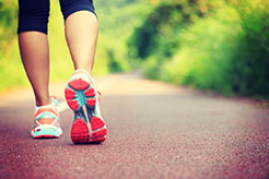 drkmh BENEFITS OF WALKING: REDUCE RISK OF HEART DISEASE AND BOOST IMMUNITY
