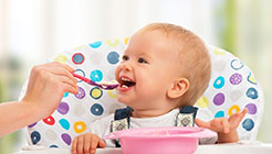 drkmh-Introducing solids to your baby